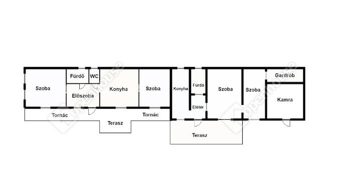 10. kép | Eladó Családi ház, Sajópetri (#133376)