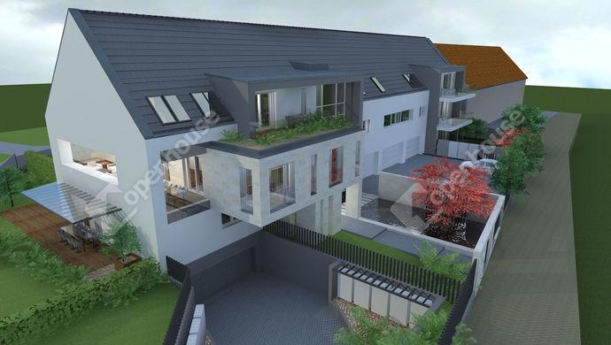 2. kép | Eladó új építésű lakás Székesfehérvár. | Eladó Társasházi lakás, Székesfehérvár (#136367)