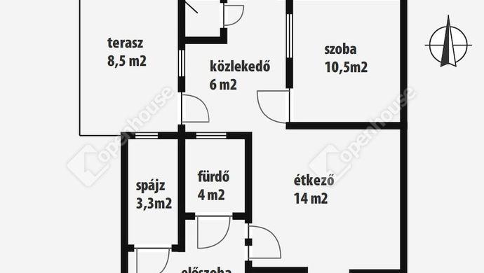 3. kép | Eladó Társasházi lakás, Nagykanizsa (#147687)
