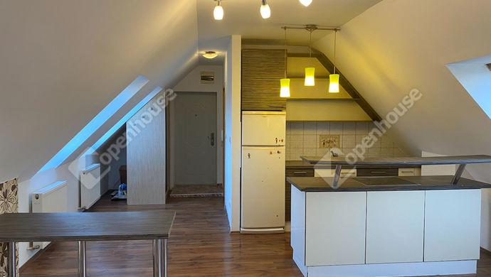 0. kép | Nappali - amerikai konyha  | Eladó Társasházi lakás, Sopron (#150258)