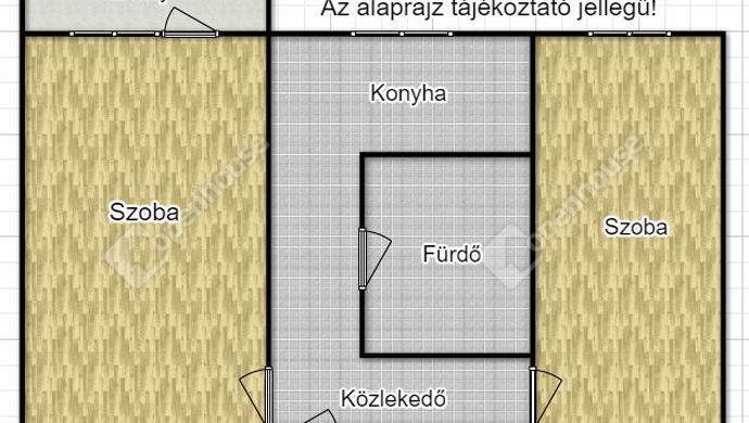 0. kép | Kiadó Társasházi lakás, Szeged (#139629)