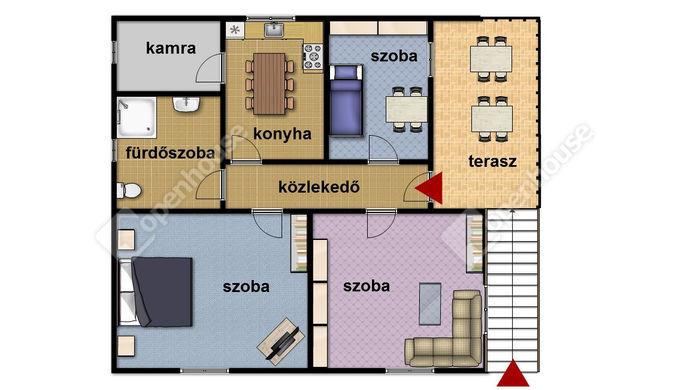 12. kép | Eladó Családi ház, Sirok (#134842)