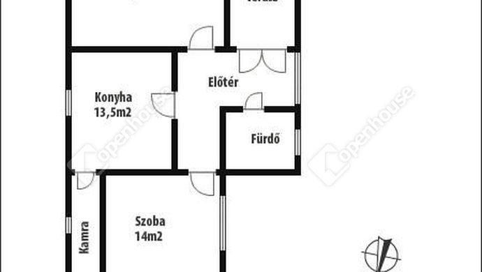 12. kép   Eladó Családi ház, Kehidakustány (#138816)