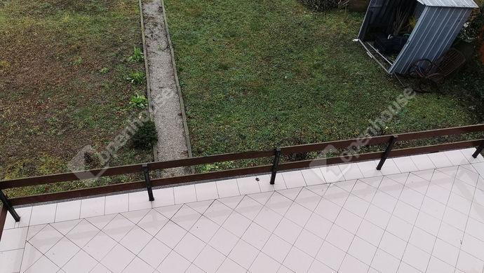 21. kép   tetőtéri kilátás a teraszra   Eladó Családi ház, Balatongyörök (#143966)
