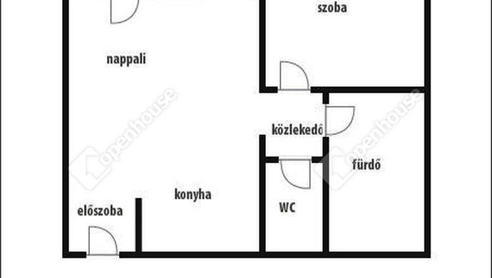 1. kép   Eladó Társasházi lakás, Sárvár (#137538)