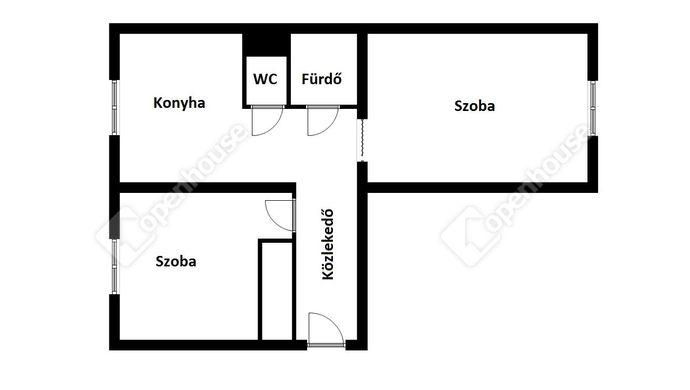 2. kép | Eladó Társasházi lakás, Miskolc (#142246)