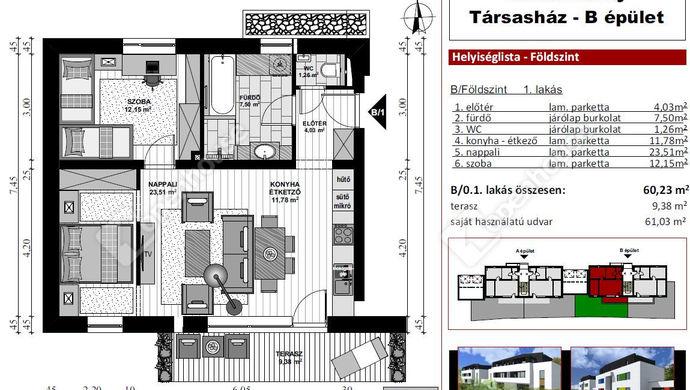 6. kép | Eladó Társasházi lakás, Szombathely (#136069)
