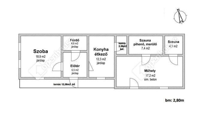 2. kép | Eladó Családi ház, Szegi (#152656)