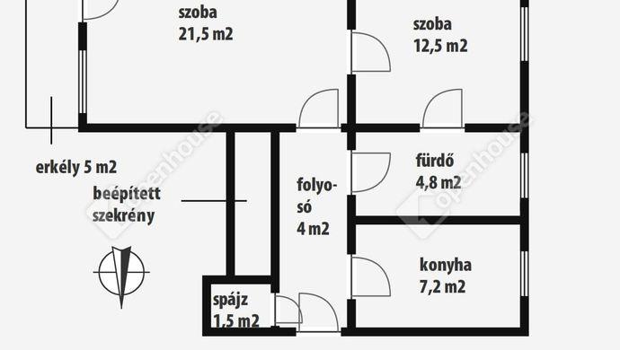2. kép | Eladó Társasházi lakás, Nagykanizsa (#144107)