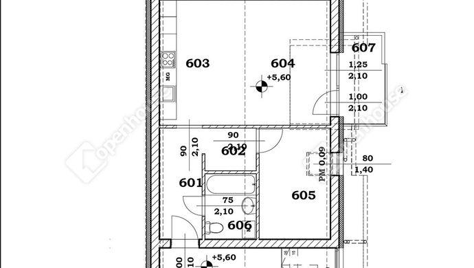 4. kép   Eladó új építésű lakás Székesfehérvár   Eladó Társasházi lakás, Székesfehérvár (#143428)