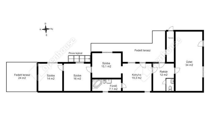 2. kép | Eladó Családi ház, Sajóhídvég (#135473)