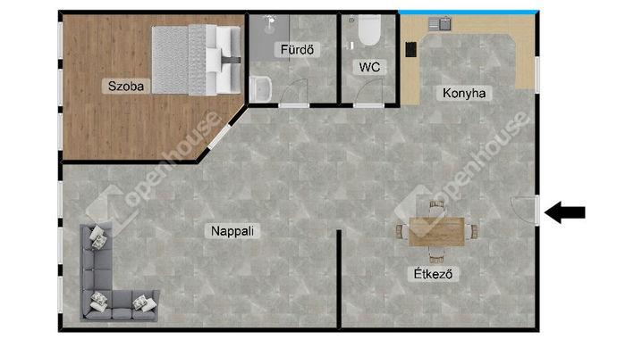 7. kép | Eladó Társasházi lakás, Eger (#138016)