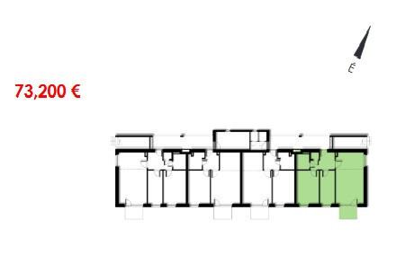 4. kép | Eladó Társasházi lakás, Rajka (#128190)