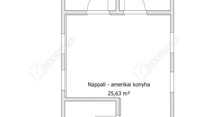 10. kép | alaprajz | Eladó Társasházi lakás, Sopron (#150258)