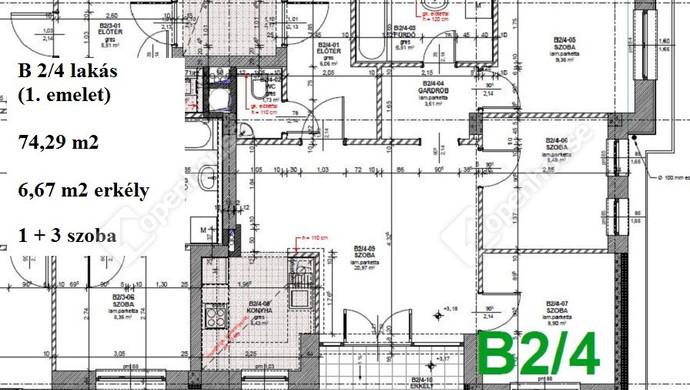 0. kép | Eladó Társasházi lakás, Zalaegerszeg (#122673)