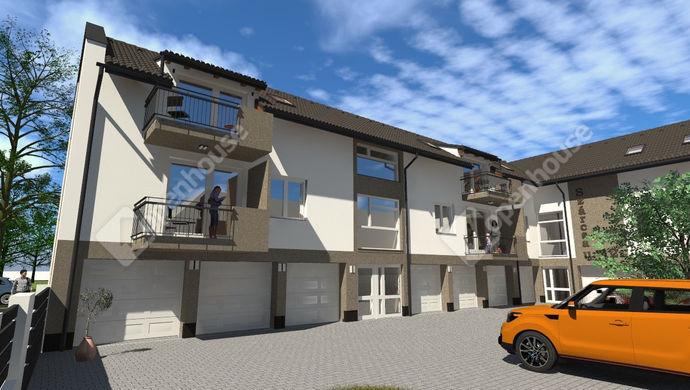 2. kép   Eladó új építésű lakás Székesfehérvár   Eladó Társasházi lakás, Székesfehérvár (#143428)