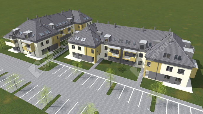 1. kép   új építésű lakás   Eladó Társasházi lakás, Gárdony (#139804)