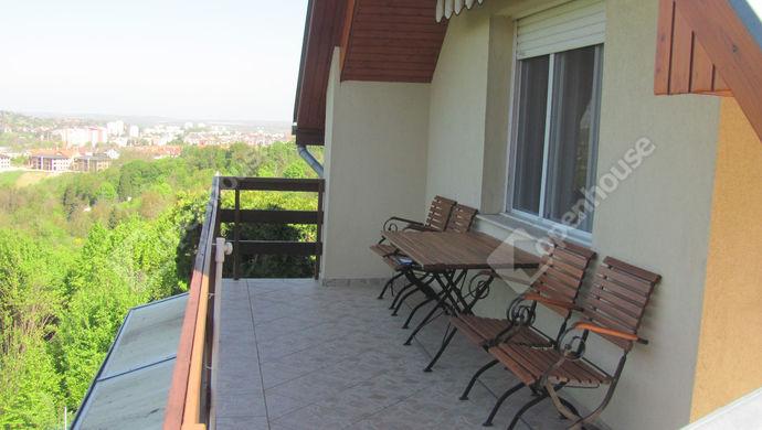 3. kép | Terasz panorámával | Eladó Családi ház, Zalaegerszeg (#138745)