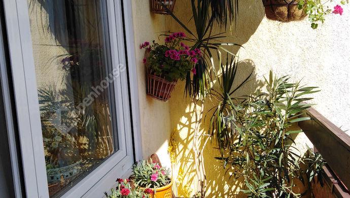 15. kép | Virágos terasz | Eladó Társasházi lakás, Tata (#141369)