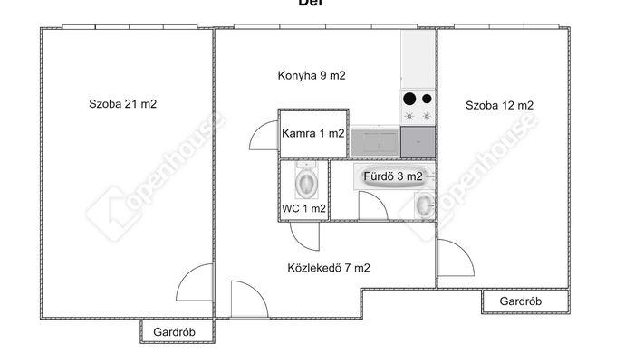 5. kép   Eladó Társasházi lakás, Nagykanizsa (#152297)