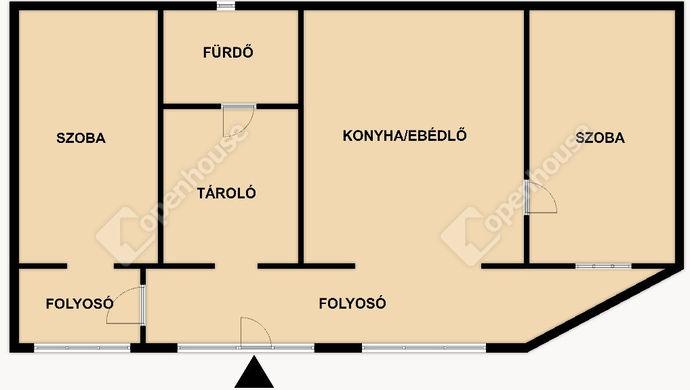 11. kép   Eladó Társasházi lakás, Eger (#151349)
