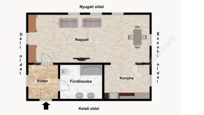 3. kép | Eladó Társasházi lakás, Eger (#152525)
