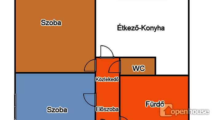 10. kép | Eladó Társasházi lakás, Bezenye (#111762)