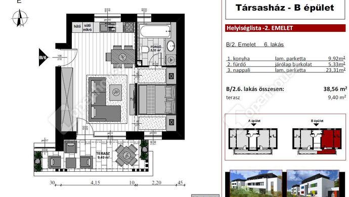 6. kép | Eladó Társasházi lakás, Szombathely (#136083)