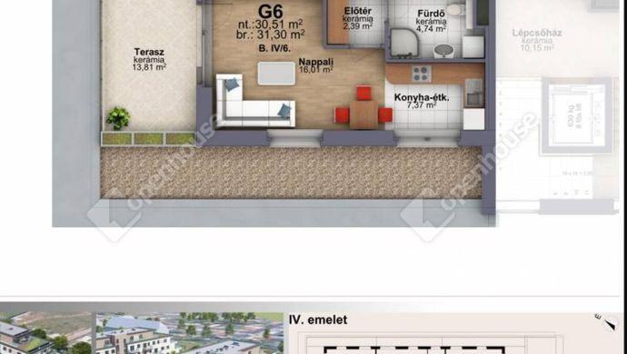 4. kép | Eladó Társasházi lakás, Szombathely (#153268)
