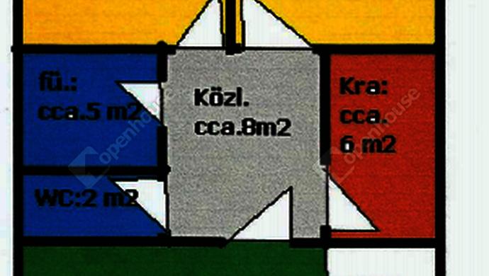 4. kép | Alaprajz | Eladó Társasházi lakás, Jászberény (#125601)