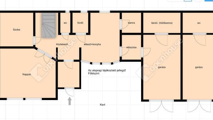 13. kép   Eladó Családi ház, Szeged (#140264)