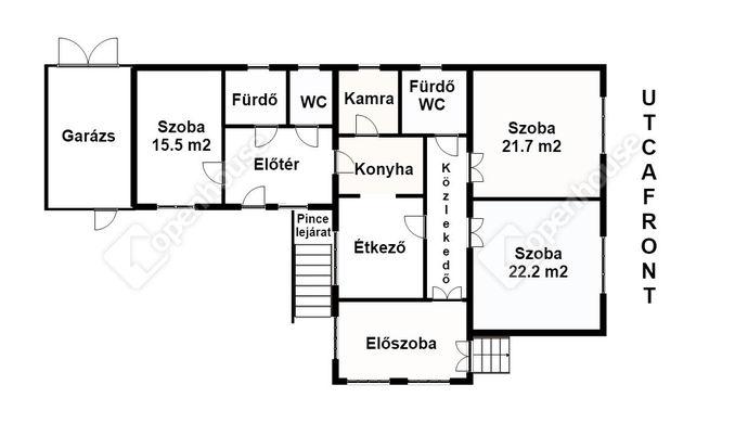 2. kép | Eladó Családi ház, Sajópetri (#139538)