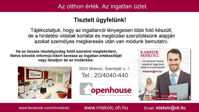 10. kép | Eladó Társasházi lakás, Miskolc (#140429)