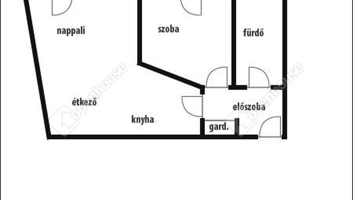 1. kép   Eladó Társasházi lakás, Sárvár (#127170)