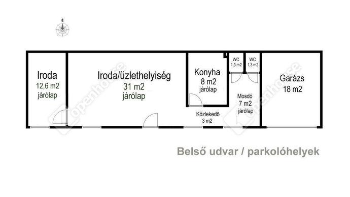 2. kép | Kiadó Iroda, Miskolc (#147194)