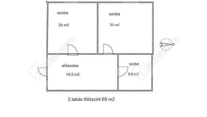 8. kép | Eladó Családi ház, Magyarszentmiklós (#151292)