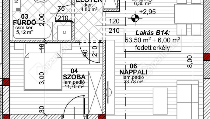 5. kép | Eladó újépítésű lakás Székesfehérvár | Eladó Társasházi lakás, Székesfehérvár (#133651)