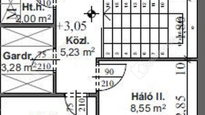 9. kép | Emelet | Eladó Családi ház, Szombathely (#146985)