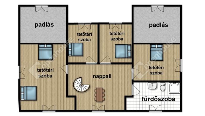 18. kép | Eladó Családi ház, Parádsasvár (#133565)