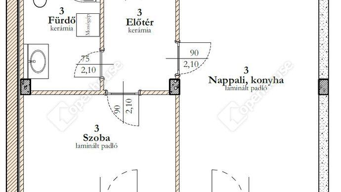 8. kép | Eladó Társasházi lakás, Zamárdi (#153223)