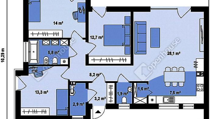 11. kép | Eladó Családi ház, Csatár (#137241)