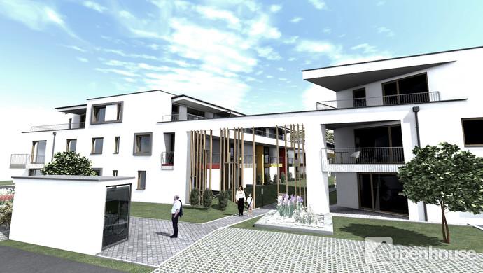 1. kép   Eladó Társasházi lakás, Mosonmagyaróvár (#113849)