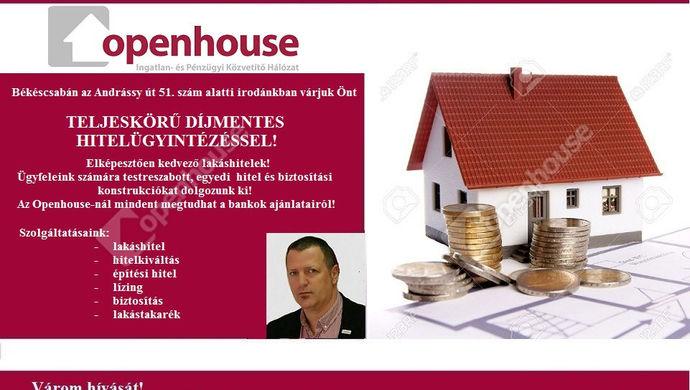 3. kép | Díjmentes Hitelügyintézés | Eladó Családi ház, Békéscsaba (#148633)