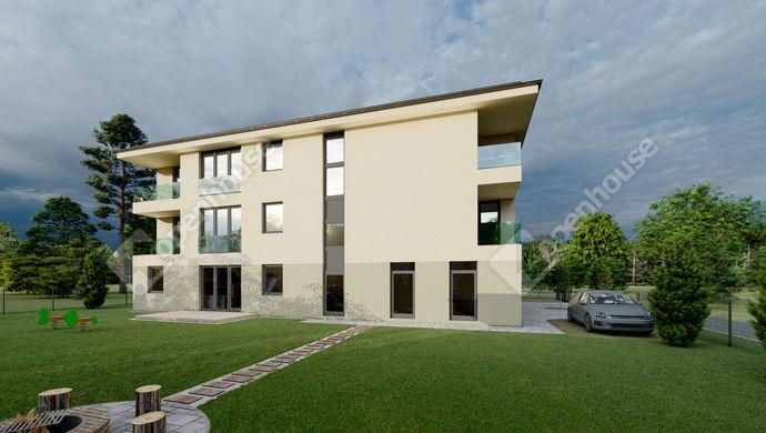 5. kép   Eladó Társasházi lakás, Debrecen (#151125)