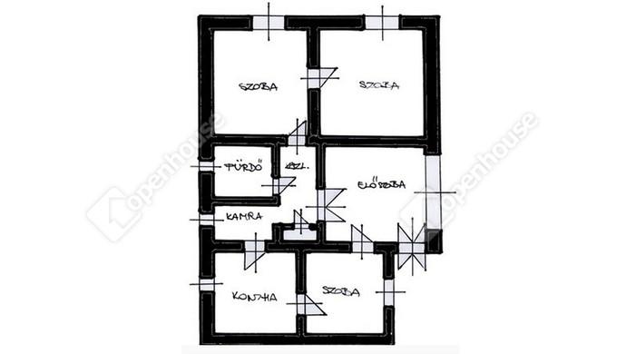 1. kép | Eladó Családi ház, Szerencs (#107716)