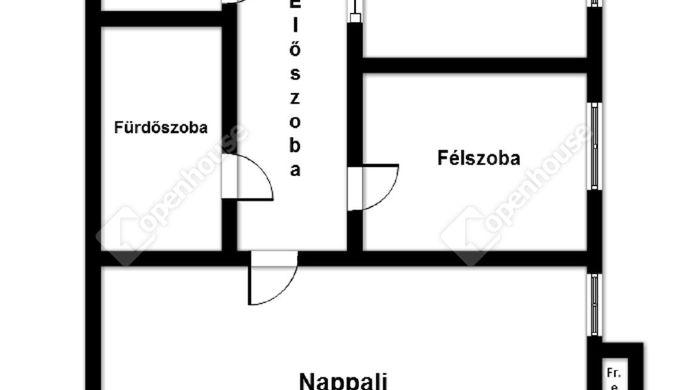 2. kép | Eladó Társasházi lakás, Miskolc (#137930)