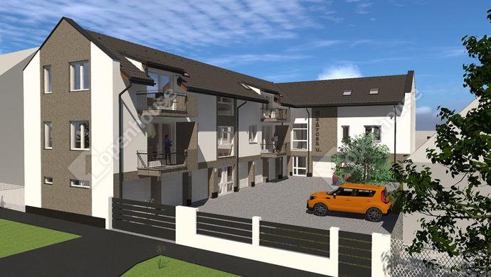 1. kép   Eladó új építésű lakás Székesfehérvár   Eladó Társasházi lakás, Székesfehérvár (#143336)
