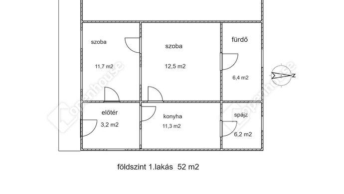 7. kép | Eladó Családi ház, Magyarszentmiklós (#151292)