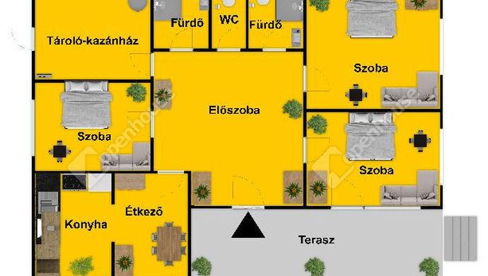 13. kép   Eladó Családi ház, Mátraderecske (#143754)