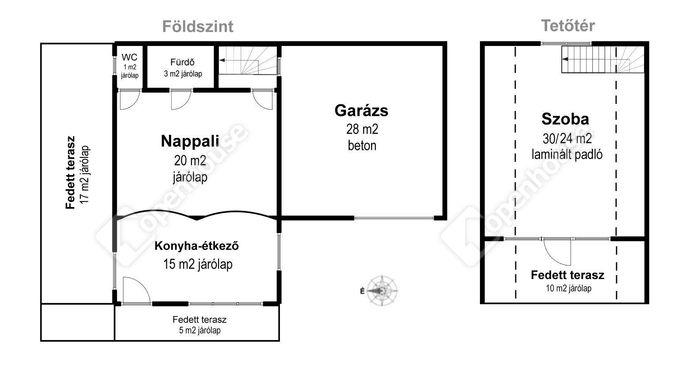 2. kép | Eladó Családi ház, Kistokaj (#150791)